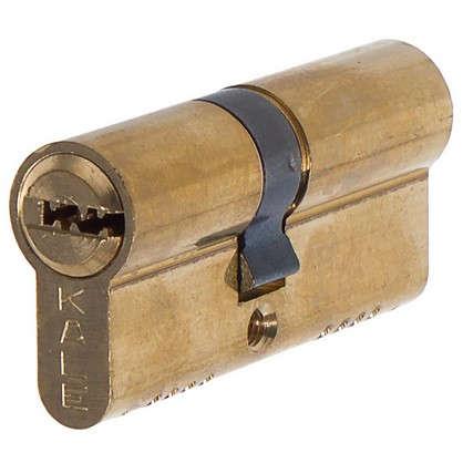 Цилиндр ключ/ключ 31х37 золото164 OBS SNE/68