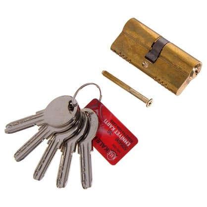 Купить Цилиндр ключ/ключ 35х35 золото 164 OBS SNE/70 дешевле