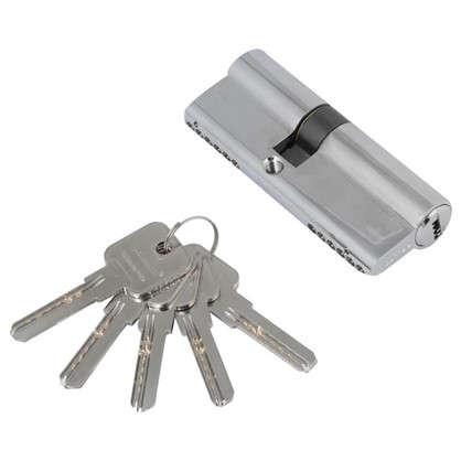 Купить Цилиндр ключ/ключ 35х45 хром 2J07 CP дешевле