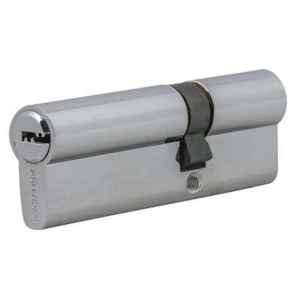 Цилиндр ключ/ключ 35х55 хром 2J07 CP