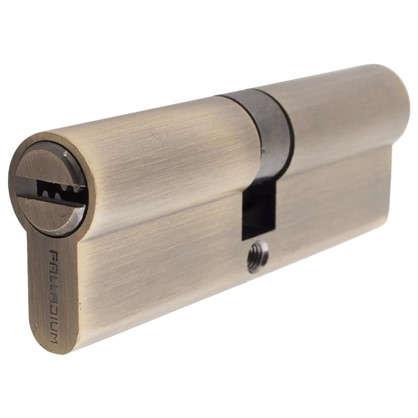 Купить Цилиндр ключ/ключ 45х45 бронза 90 C ET AB дешевле