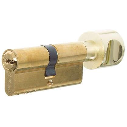 Цилиндр ключ/вертушка 35х35 золото164 OBS SCE/70 цена