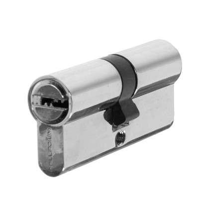 Цилиндр Palladium 2J07 70 35х35 мм ключ/ключ цвет хром