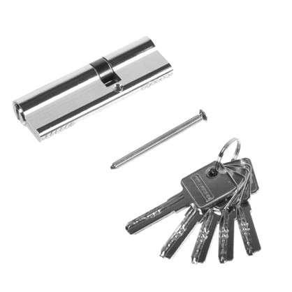 Купить Цилиндр Palladium 90 35x55 мм ключ/ключ цвет хром дешевле