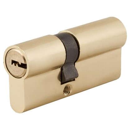 Цилиндр Standers 70 30x40 мм ключ-ключ цвет золото