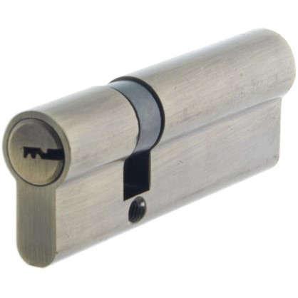 Цилиндр Standers 90 30x60 мм ключ-ключ цвет бронза
