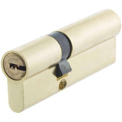 Купить Цилиндр Standers 90 35x55 мм ключ-ключ цвет золото дешевле