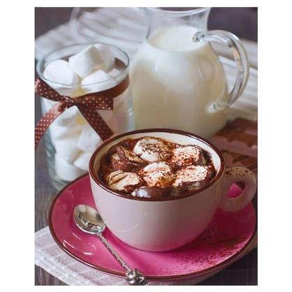 Купить Декобокс 40х50 см Горячий шоколад дешевле