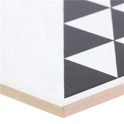 Декор Буранелли Геометрия 20х23.1 см