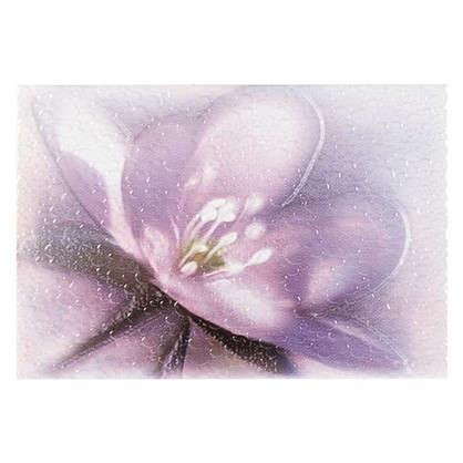 Декор Лила ВС7ЛЛ023 36.4х24.9 см цвет фиолетовый