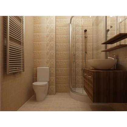 Декор Marmi Classic 1 20.1х50.5 см цвет бежевый