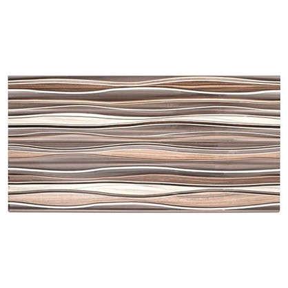 Декор Плессо ВС9ПЛ406 50х24.9 см цвет коричневый