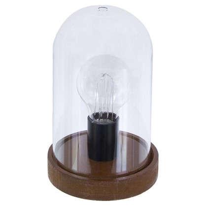 Купить Декоративный светильник светодиодный Globo 1x0.06 Вт цвет черный дешевле