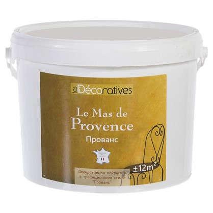 Декоративное покрытие Прованс Le Mas de Provence 15 кг