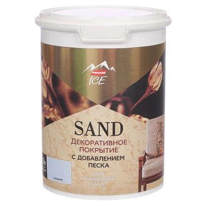 Купить Декоративное покрытие с эффектом песчаной дюны цвет лазурит 0.9 л дешевле