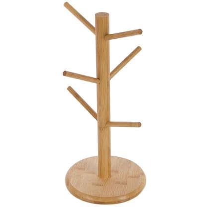 Держатель чашек цвет бамбук