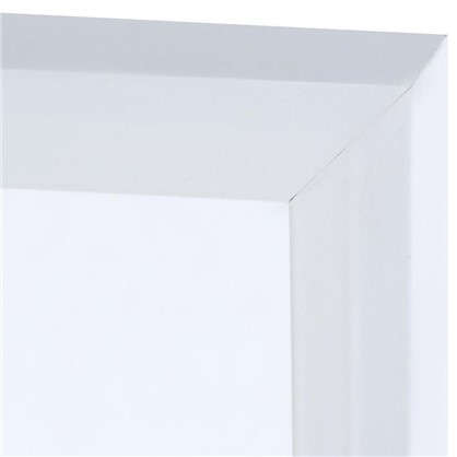 Держатель для фото в раме цвет белый размер 40х60
