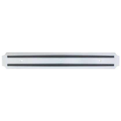 Держатель для ножей магнитный 330 мм цвет белый