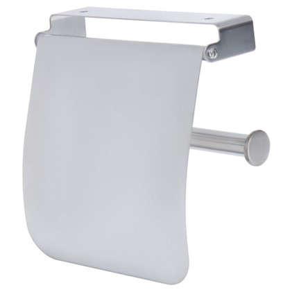 Держатель для туалетной бумаги Loft с крышкой
