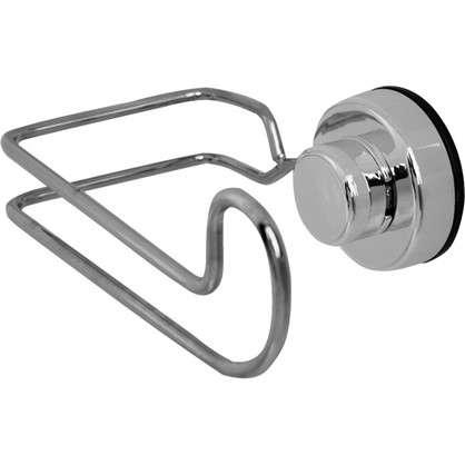 Держатель для туалетной бумаги Sensea Simply Lock на присоске без крышки цвет хром