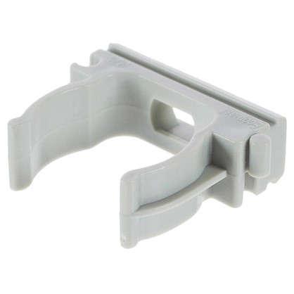 Купить Держатель-клипса для труб Экопласт D25 мм 10 шт. дешевле