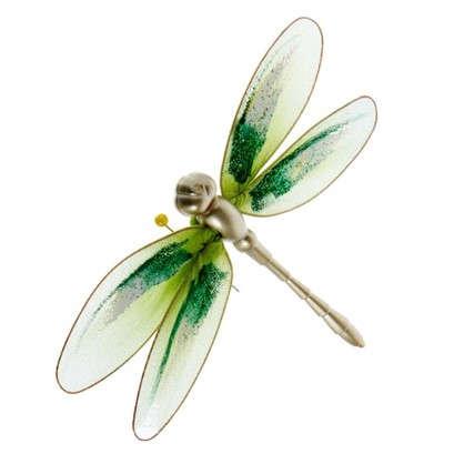 Держатель Стрекоза малая 145х85 мм цвет мультиколор