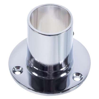 Купить Держатель трубки d25 мм высокий металл 2 шт. дешевле