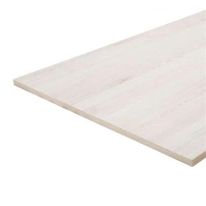 Мебельная деталь ЛДСП 2700x1200x16 мм цвет сосна рустик цена