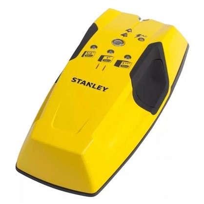 Детектор Stanley S150 для металла электрической проводки и дерева