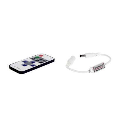 Купить Диммер для монохромной светодиодной ленты 04-10 12 В 72 Вт кнопочный пульт дешевле