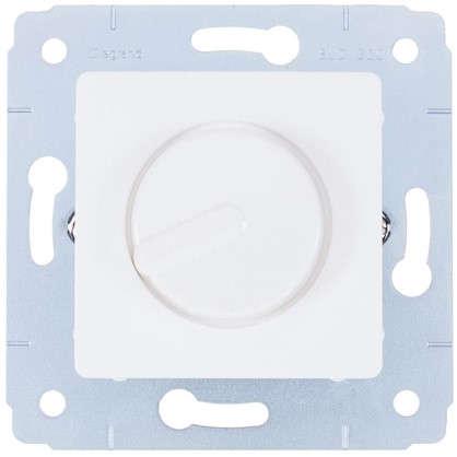 Купить Диммер Legrand Cariva 40-300 Вт цвет белый дешевле