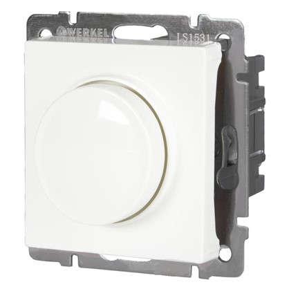 Диммер Werkel WL01-DM600 600 Вт цвет белый