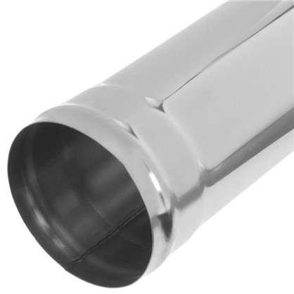 Купить Дымоход 1.0 м 430/0.5 мм D110 мм дешевле