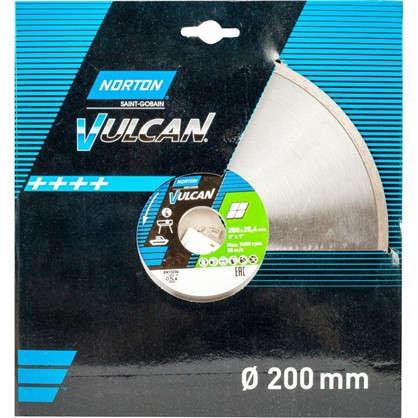 Диск алмазный Norton Vulcan Tile 200х25.4 мм