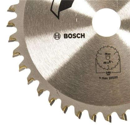 Диск циркулярный по дереву Bosch Special 140x20/12.7 мм