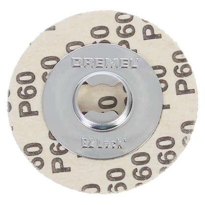 Диск шлифовальный Dremel SC411 P80 D300 мм 6 шт.