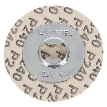 Диск шлифовальный Dremel SC413 D300 мм