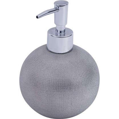 Купить Диспенсер для жидкого жидкого Silver керамика дешевле