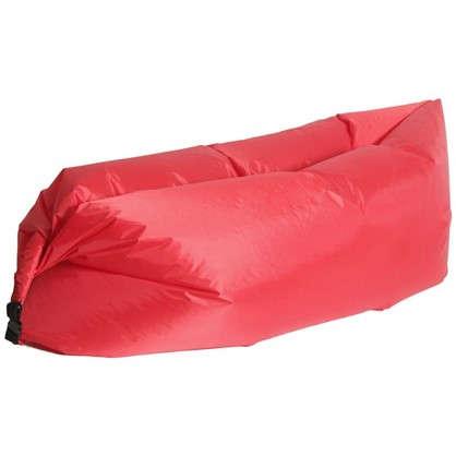 Диван надувной Long 220x70 см цвет красный