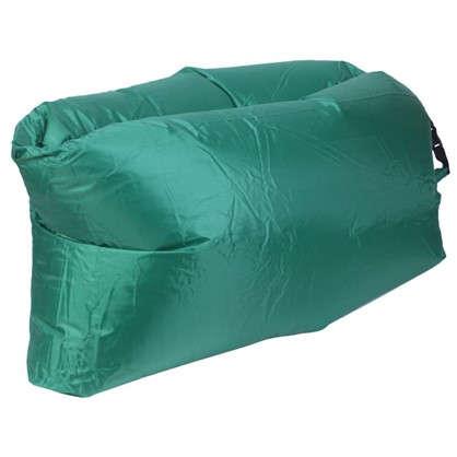 Диван надувной Long 220x70 см цвет зелёный