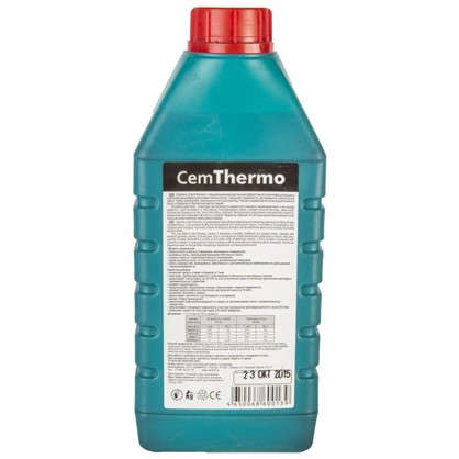 Купить Добавка для тёплых полов Cemmix CemThermo 1 л дешевле