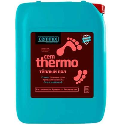 Купить Добавка для тёплых полов Cemmix CemThermo дешевле