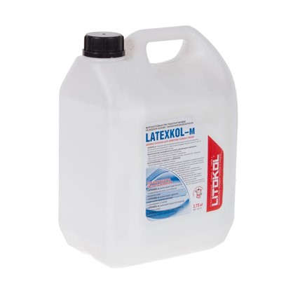 Купить Добавка Litokol Latexkol 3.75 кг дешевле