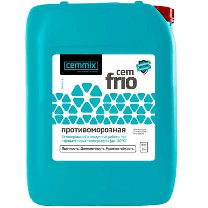 Купить Добавка противоморозная Cemmix CemFrio дешевле