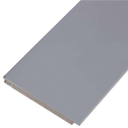 Добор дверной коробки 2070х90х12 мм цвет белый