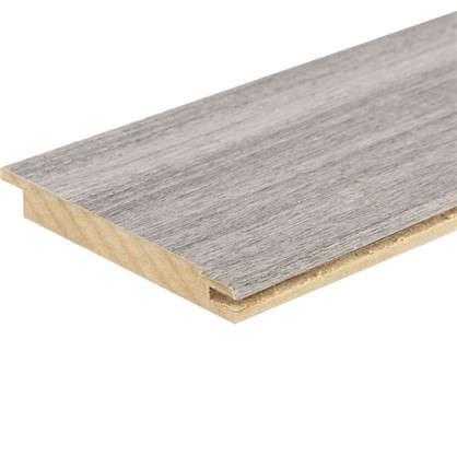 Купить Добор дверной коробки Artens Мария 2070х90 мм цвет серый дуб дешевле