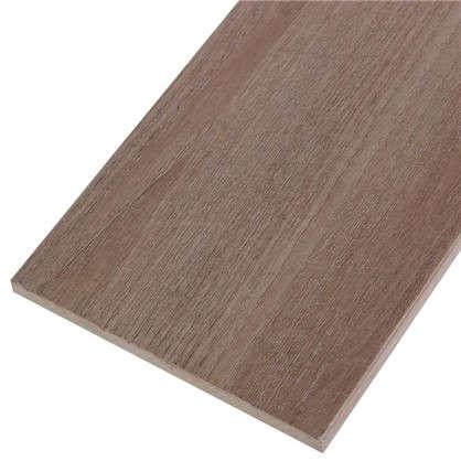Купить Добор дверной коробки Лайн 2070х120х8 мм цвет дуб глостер дешевле