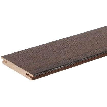 Купить Добор дверной коробки МДФ Модерн 2070х100 мм цвет антик дешевле
