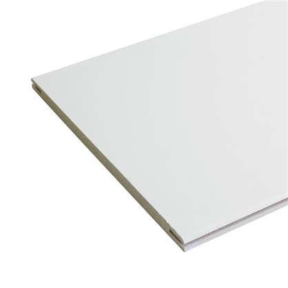 Добор дверной коробки телескопический 2100х200 мм цвет эмаль белая