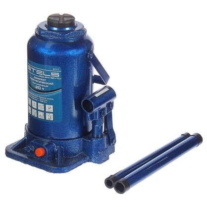 Домкрат гидравлический бутылочный грузоподъемность до 20 тонн высота подъема 244-449 мм